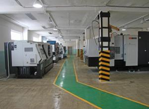 XTZ commissions equipment manufactured in Japan and Germany