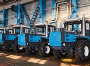 In February and April KhTZ produced 302 tractors