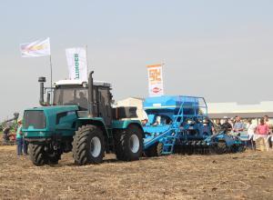 ХТЗ выводит на рынок обновленный трактор + видео