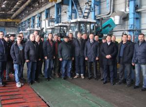 Губернатор Полтавської області та понад 40 керівників сільгосппідприємств відвідали ХТЗ
