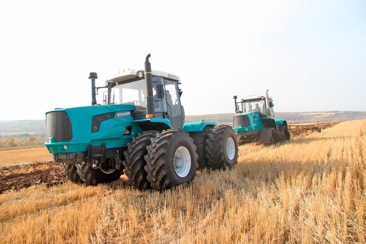 Використання баластного вантажу збільшує ефективність роботи трактора до 20% - результати випробувань