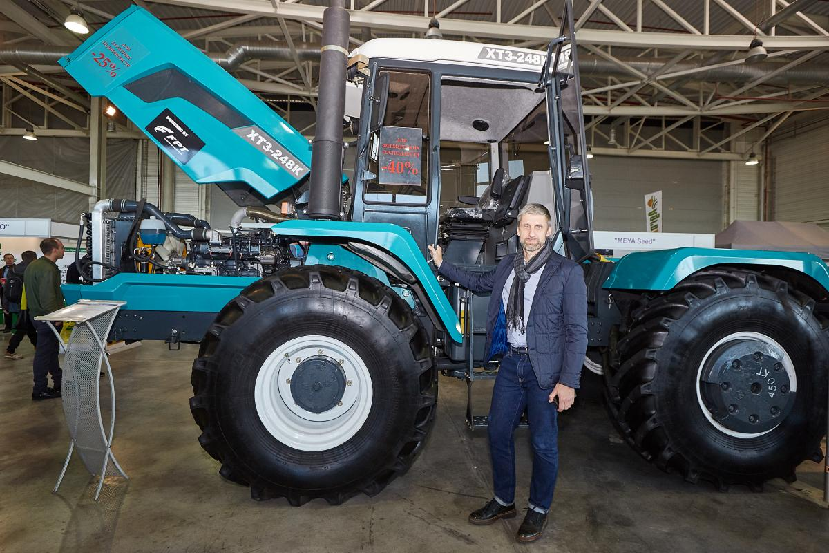 "Andriy Koval: ""In 2019 we plan to produce about one thousand tractors"""