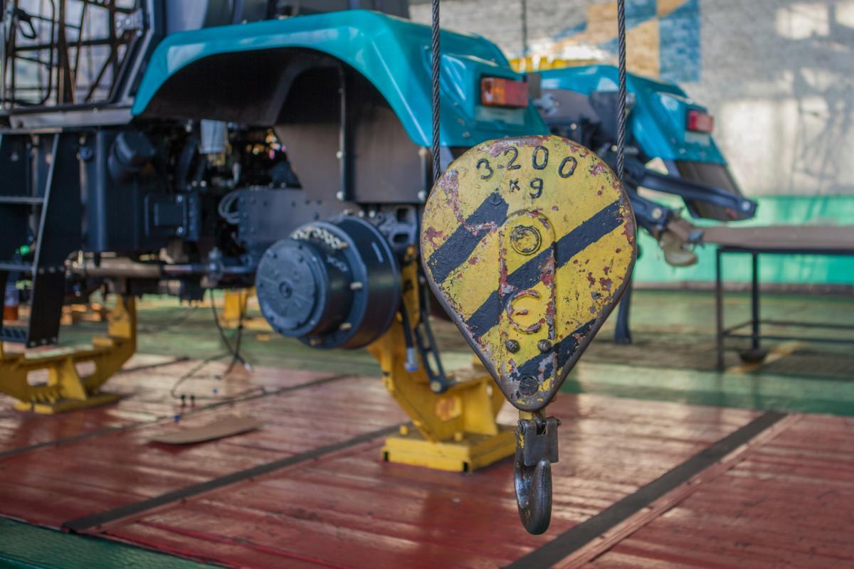 ХТЗ провел очередной этап модернизации производства