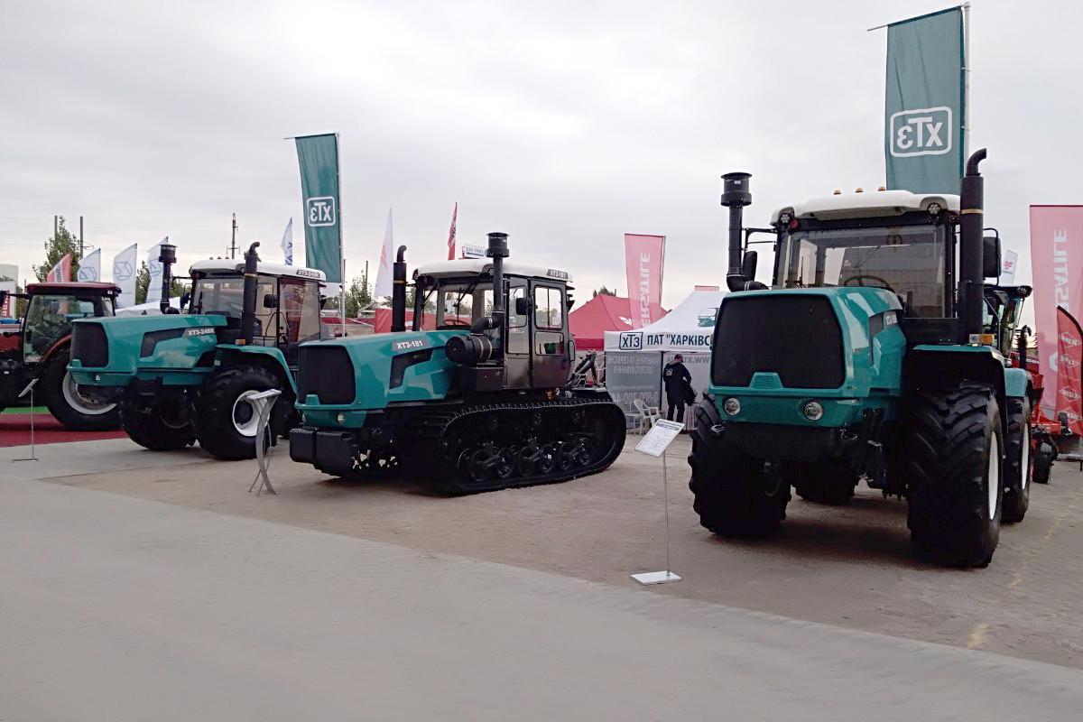 Харківський тракторний завод представить оновлену техніку на міжнародному агрофорумі в Кропивницькому