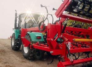 A new stage in the development of tractors from XTZ