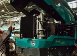 Трактори ХТЗ та як їх випробовують