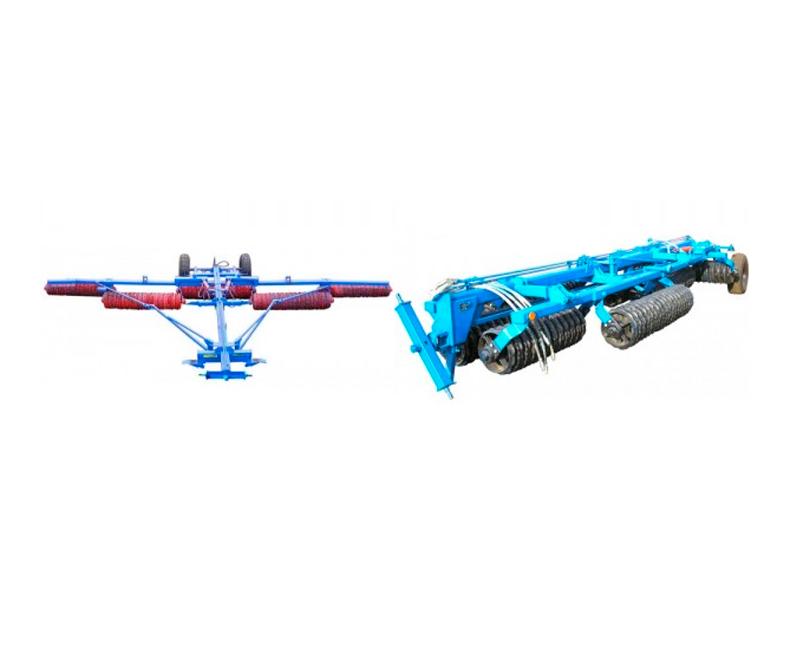 Roller KZK-10 and KZK-12,5