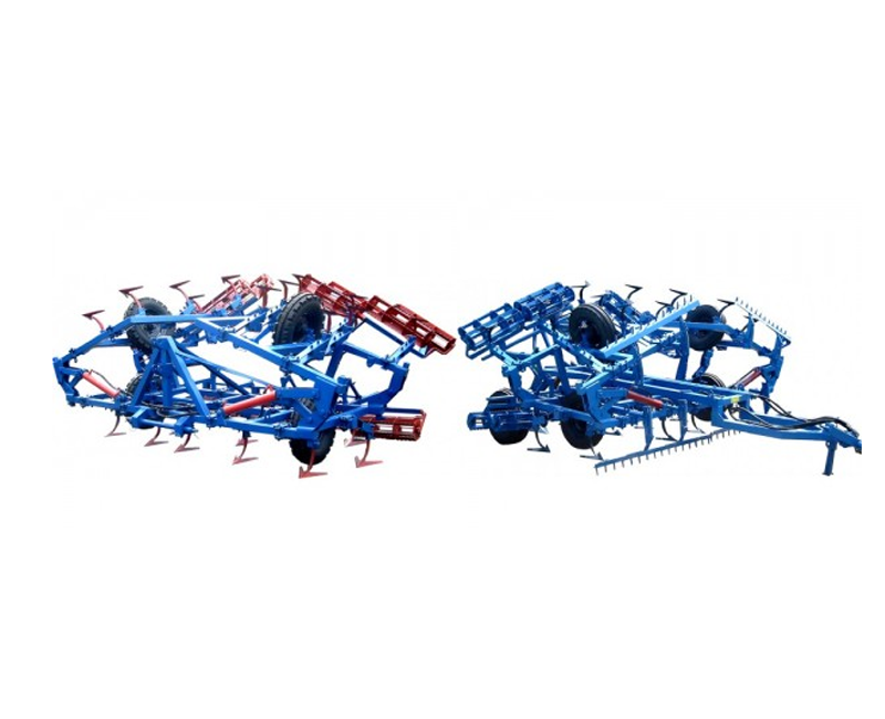 KPN-8 and KPP-8 field cultivator