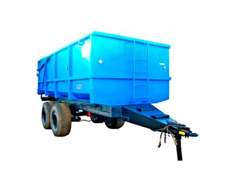 Dump truck semi-trailer NTS-10
