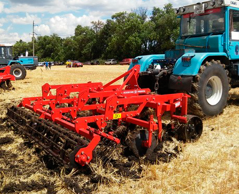 Intensive stubble cultivator Shilling
