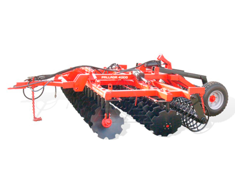2-row disc harrow Pallada 4000