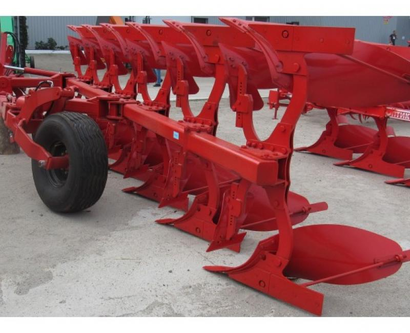 Semi-mounted plow Opticon Master A6
