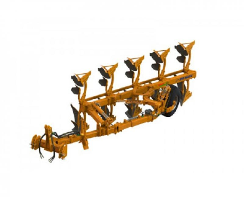 STEP MORO Aratri mounted plow