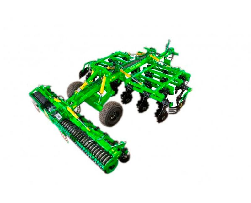 Disc harrow ZEUS HD