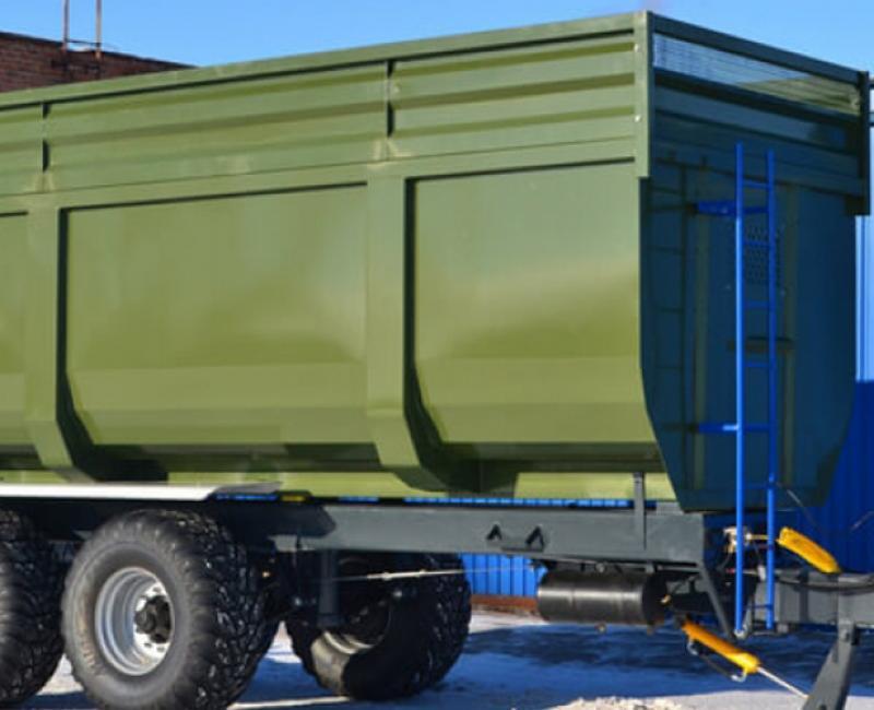 TSP-26 dumping trailer